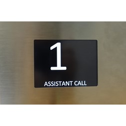 Assistent-call display