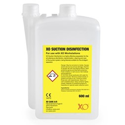 XO Suction Disinfection 6x600ml